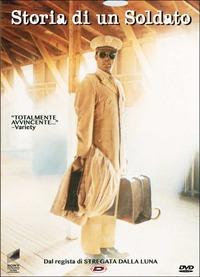 Cover Dvd Storia di un soldato (DVD)