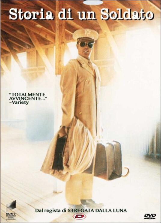 Storia di un soldato di Norman Jewison - DVD