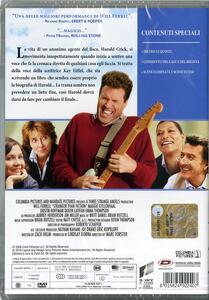 Vero come la finzione di Marc Forster - DVD - 2