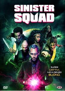 Sinister Squad di Jeremy M. Inman - DVD