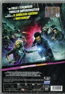 Sinister Squad di Jeremy M. Inman - DVD - 2