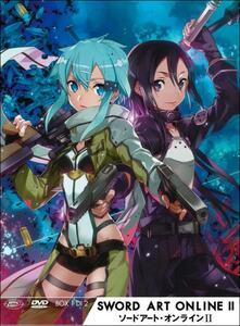 Sword Art Online II. Box 1 (3 DVD)<span>.</span> Limited Edition - DVD