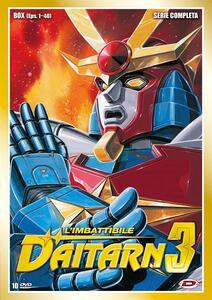 L' Imbattibile Daitarn 3. Box Serie Completa (10 DVD) di Yoshiyuki Tomino - DVD