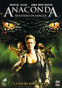 Anaconda. Sentiero di sangue (DVD) di Don E. Fauntleroy - DVD
