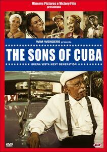 The Sons Of Cuba. Buena Vista Next Generation di German Kral - DVD