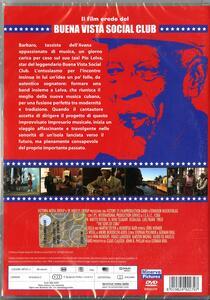 The Sons Of Cuba. Buena Vista Next Generation di German Kral - DVD - 2