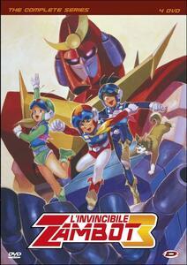 L' invincibile Zambot 3. Complete Boxset (4 DVD) di Yoshikazu Yasuhiko,Yoshiyuki Tomino - DVD