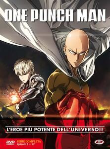 One Punch Man. Stagione 1 (3 DVD) - DVD