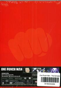 One Punch Man. Stagione 1 (3 DVD) - DVD - 2