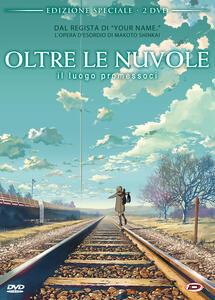 Oltre le nuvole, il luogo promessoci. First Press (DVD) di Makoto Shinkai - DVD