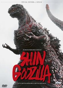 Shin Godzilla. Standard Edition. First Press (DVD) di Hideaki Anno,Shinji Higuchi - DVD