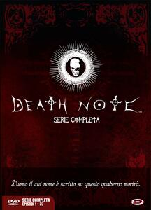 Death Note. The Complete Series (5 DVD) di Shusuke Kaneko - DVD