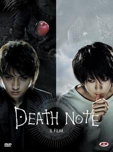 Death Note. Il Film (DVD) di Shusuke Kaneko - DVD