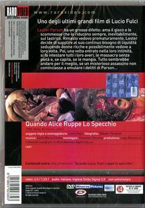 Quando Alice ruppe lo specchio (DVD) di Lucio Fulci - DVD - 2