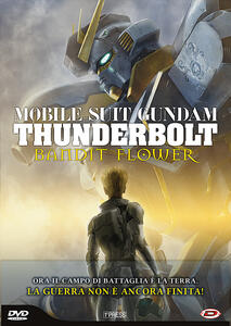Mobile Suit Gundam Thunderbolt The Movie. Bandit Flower (DVD) di Ko Matsuo - DVD