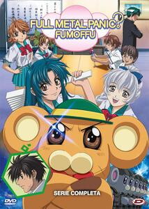 Full Metal Panic? Fumoffu - The Complete Series (Eps 01-12). Serie TV ita (3 DVD) di Don Rush - DVD