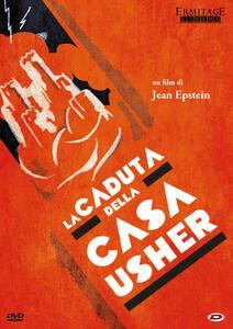 La Caduta Della Casa Usher (DVD) di Jean Epstein - DVD