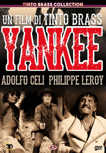 Yankee (DVD) di Tinto Brass - DVD