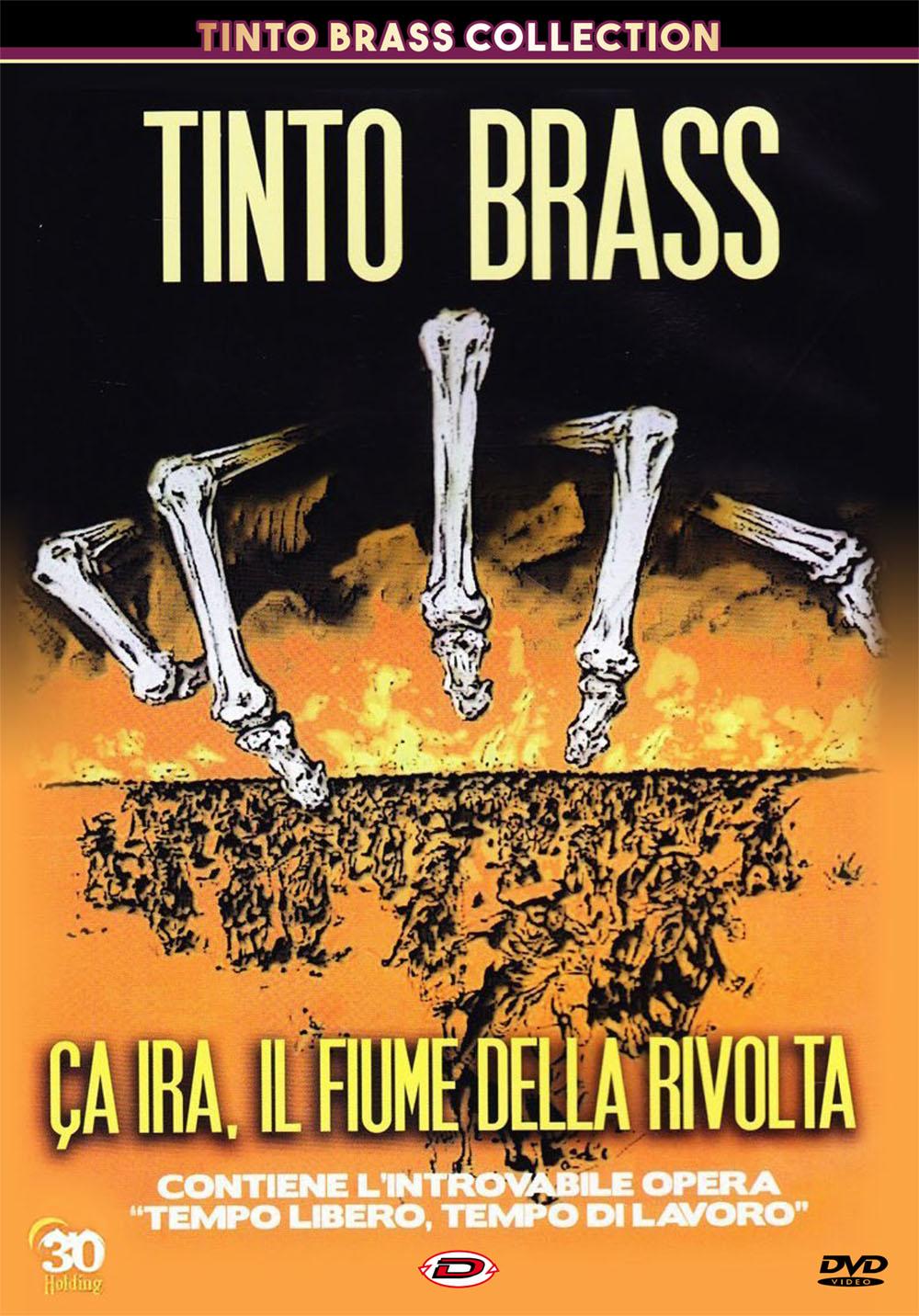 Cover Dvd DVD Ça ira - Il fiume della rivolta
