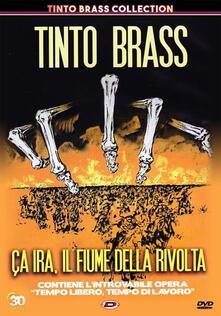Ca Ira. Il fiume della rivolta (DVD) di Tinto Brass - DVD