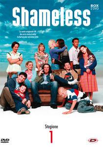 Shameless. Stagioni 1-2 (5 DVD) - DVD