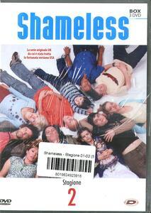 Shameless. Stagioni 1-2 (5 DVD) - DVD - 2