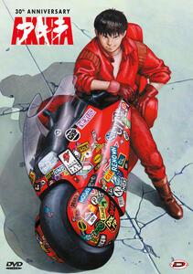 Akira. 30th Anniversary. Standard Edition (DVD) di Katsuhiro Otomo - DVD