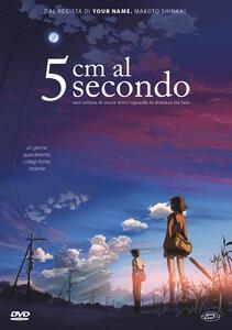 5 cm al secondo. Standard Edition (DVD) di Makoto Shinkai - DVD