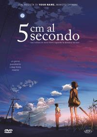 Cover Dvd 5 cm al secondo. Standard Edition (DVD)