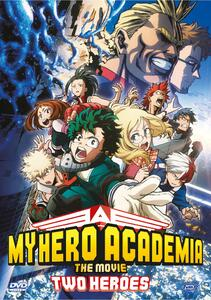 My Hero Academia. The Movie. Two Heroes (DVD) di Kenji Nagasaki - DVD
