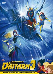 L' imbattibile Daitarn 3. Ultimate Edition. Eps 01-40 (8 DVD) di Yoshiyuki Tomino - DVD