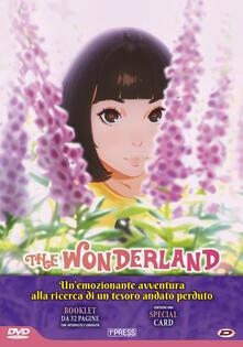 The Wonderland. First Press (DVD) di Keiichi Hara - DVD