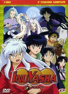 Inuyasha. Stagione 3 (4 DVD) - DVD