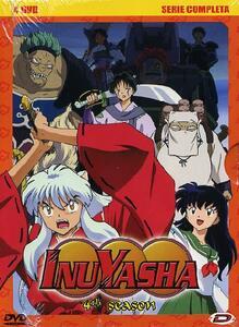 Inuyasha. Stagione 4 (4 DVD) - DVD