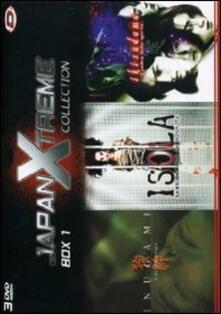 Japan Extreme Collection Box 1 (3 DVD) di Masato Harada,Toshiharu Ikeda,Toshiyuki Mizutani
