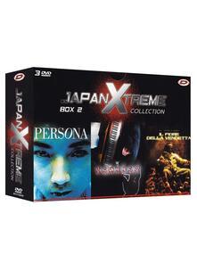 Japan Extreme Collection Box 2 (3 DVD) di Takashi Komatsu,Tetsuo Shinohara,Shimoyama Ten