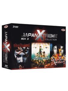 Japan Extreme Collection Box 3 (3 DVD) di Joji Iida,Shinsuke Sato,Yojiro Takita