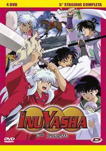 Inuyasha. Stagione 5 (4 DVD) - DVD