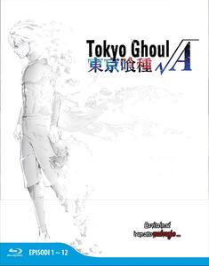 Tokyo Ghoul. Stagione 01 (3 Blu-ray) - Blu-ray