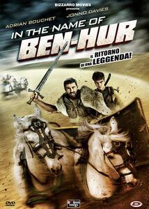 In the Name of Ben Hur di Mark Atkins - DVD