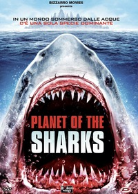 Locandina Planet of the Sharks