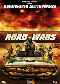Locandina Road Wars (DVD)