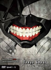 Tokyo Ghoul. Stagione 01 (3 DVD) - DVD