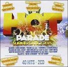 CD Hot Parade Summer 2015