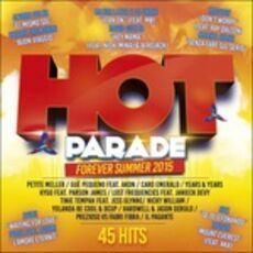 CD Hot Parade Forever Summer 2015
