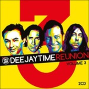 CD Deejay Time Reunion vol.3  0
