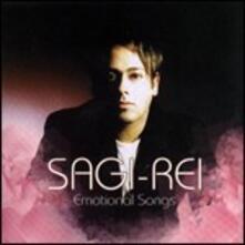 Emotional Songs - CD Audio di Sagi Rei
