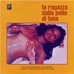 Cover CD Colonna sonora La ragazza dalla pelle di luna