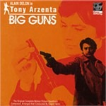 Cover CD Colonna sonora Tony Arzenta (Big Guns)