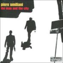 The Man and the City (Colonna Sonora) - Vinile LP di Piero Umiliani